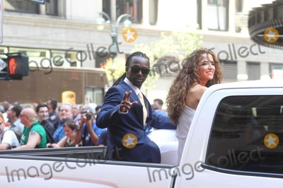 Andrew McCutchen Photo - Andrew Mccutchen Pirates at All- Star Red Carpet Show on 42st From 6ave to 3 Ave 7-16-2013 Photo by John BarrettGlobe Photos