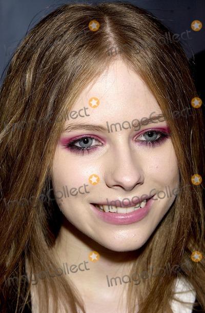 Avril Lavigne Photo - Avril Lavignes My World Concert Dvd Premiere at the Amc Empire 25 Theatre  New York City 10032003 Photojohn Krondes  Globe Photosinc Avril Lavigne