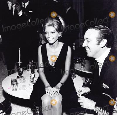 Jack Haley Photo - Nancy Sinatra with Jack Haley Jrat Jackie Gleason Party 1968 B975-6b Supplied by Globe Photos Inc