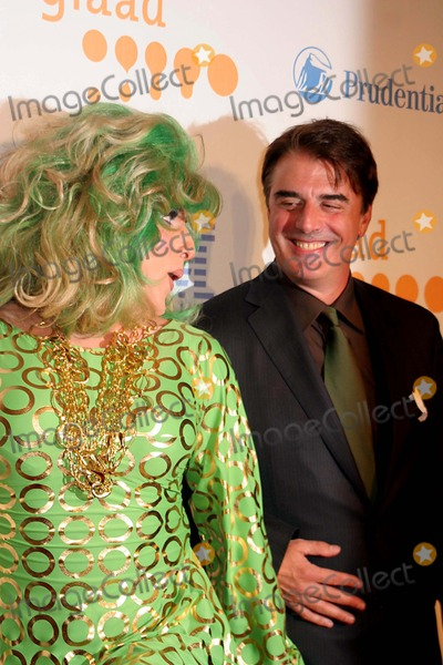 Hedda Lettuce Photo - The 20th Annual Glaad Media Awards at the Marriott Marquis in New York City on 03-28-2009 Photo by Paul Schmulbach-Globe Photos Inc 2009 Hedda Lettuce and Chris Noth
