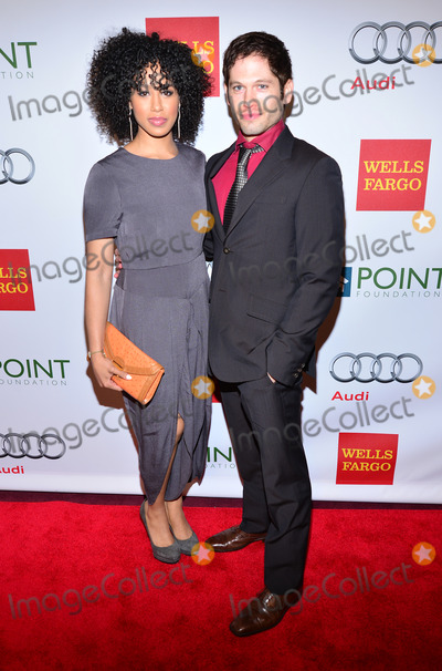 Nigel Barker Photo - NEW YORK - APRIL 15  (L to R) Actress Margot Bingham and Actor Nick Matthews attend Nigel Barker and The Estee Lauder Companies to be honered at Point Foundation benefit on April 15th 2013 in New York New York  (Photo by Godwin OkolieImageCollectcom)