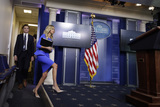 Photos From Kayleigh McEnany daily press briefing - Washington