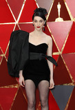 Annie Clark Photo - 04 March 2018 - Hollywood California - Annie Clark 90th Annual Academy Awards presented by the Academy of Motion Picture Arts and Sciences held at the Dolby Theatre Photo Credit AdMedia