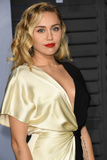 Photo - 04 March 2018 - Los Angeles California - Miley Cyrus 2018 Vanity Fair Oscar Party hosted following the 90th Academy Awards held at the Wallis Annenberg Center for the Performing Arts Photo Credit Birdie ThompsonAdMedia