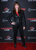 Caroline Williams Photo - 28 November  2017 - Hollywood California - Caroline Williams Gangster Land Los Angeles Premiere held at The Egyptian Theater in Hollywood Photo Credit Birdie ThompsonAdMedia