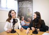 Photos From Duchess of Cambridge Joins Giovanna Fletcher For Happy Baby Podcast