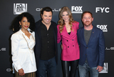 Photo - 24 April 2019 - Hollywood California - Penny Johnson Jerald Seth MacFarlane Adrianne Palicki Scott Grimes The FYC special event for the FOX series The Orville held at the Pickford Center for Motion Picture Study Photo Credit Faye SadouAdMedia