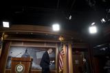 Photo - Senate Minority Leader Chuck Schumer Press Conference
