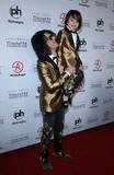 Photo - 19 January 2019 - Las Vegas NV -  Johnny Sarantakos Criss Angel Criss Angel celebrates the official grand opening of MINDFREAK at Planet Hollywood Resort  Casino Photo Credit MJTAdMedia