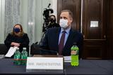 Photo - NASA Administrator Jim Bridenstine testifies at a Senate Commerce and Transportation Committee hearing