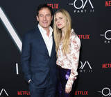 Photo - 18 March 2019 - Los Angeles California - Brit Marling Jason Isaacs Netflixs The OA Part II Los Angeles Premiere held at LACMA Photo Credit Birdie ThompsonAdMedia