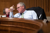 Photos From US Senate Health, Education, Labor, and Pensions Committee hearing to examine COVID-19,