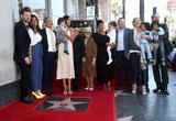 Photo - Zoe Saldana Hollywood Walk Of Fame Star Ceremony