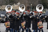 Photos From Dress Rehearsal Ahead of Biden Inauguration