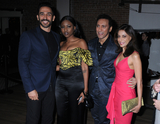Aasif Mandvi Photo - 13 May 2019 - New York New York - Amir Arison guest Aasif Mandvi and guest at the Entertainment Weekly  People New York Upfronts Celebration at Union Park in Flat Iron Photo Credit LJ FotosAdMedia