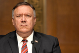 Photo - Mike Pompeo Testifies During a Review of the FY 2021 State Department Budget
