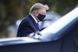 Photo - President Trump tested positive for coronavirus (COVID-19)