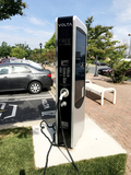 Photo - Electric Vehicle Charging Station