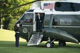 Photos From Biden Returns From Camp David