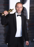 Emmanuel Lubezki Photo - 28 February 2016 - Beverly Hills California - Emmanuel Lubezki 2016 Vanity Fair Oscar Party hosted by Graydon Carter following the 88th Academy Awards held at the Wallis Annenberg Center for the Performing Arts Photo Credit AdMedia