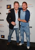 Campbell Scott Photo - 18 September 2014 - Hollywood California - Scott Campbell Scott Grimes Celebrity arrivals for the Get Lucky for Lupus LA 6th annual poker tournament held at Avalon Hollywood in Hollywood Ca Photo Credit Birdie ThompsonAdMedia