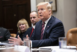 Photos From President Trump participates in a roundtable on small business and red tape reduction