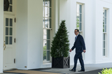 Photos From Steven Mnuchin White House