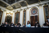 Photo - Vice President Kamala Harris at US-Mexico High Level Economic Dialogue