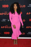 Photo - 24 April 2019 - New York New York - Angela Bassett at the Opening Night of the 2019 Tribeca Film Festival World Premiere of HBO Documentary Film THE APOLLO at The Apollo in Harlem Photo Credit LJ FotosAdMedia