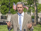 Photo - Ken Cuccinelli Meets Reporters