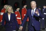 Photos From President Joe Biden Arrives in Cornwall Ahead of the G7 Meeting