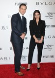 Photo - 23 April 2019 - New York New York - Daniel Paltridge and Julia Restoin Roitfeld at BVLGARIs World Premiere of Celestial and The Fourth Wave with Vanity Fair for the 18th Annual Tribeca Film Festival at Spring Studios Photo Credit LJ FotosAdMedia