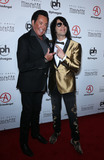 Photo - 19 January 2019 - Las Vegas NV -  Wayne Newton Criss Angel Criss Angel celebrates the official grand opening of MINDFREAK at Planet Hollywood Resort  Casino Photo Credit MJTAdMedia