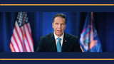 Andrew Cuomo Photo - In this image from the Democratic National Convention video feedGovernor Andrew Cuomo (Democrat of New York) makes remarks on the first night of the convention on Monday August 17 2020Credit Democratic National Convention via CNPAdMedia