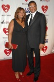 Aretha Franklin Photo - Judge Greg Mathis and wife Linda at the 2008 MusiCares Person Of The Year Awards Honoring Aretha Franklin Los Angeles Convention Center Los Angeles CA 02-08-08