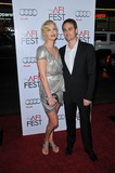 Stuart Townsend Photo - Charlize Theron and Stuart Townsendat the AFI Fest Screening of The Road Chinese Theater Hollywood CA 11-04-09
