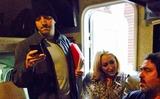 Angus MacFadyen Photo - Barry Alexander Jennifer Blanc Angus Macfadyen on the set of the upcoming She Rises by BlancBiehn Productions Private Location Los Angeles CA 12-22-13