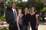 Angela Goethals Photo - Michael Milhoan Angela Goethals Penn Badgley and Gigi Rice at the summer 2002 Television Critics Association Pasadena 07-13-02