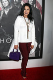 Photo - Maria Conchita Alonsoat the Hostiles Premiere Samuel Goldwyn Theater Beverly Hills CA 12-14-17