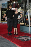 Photo - LOS ANGELES - NOV 9  Reggie Watts Sarah Silverman at the Sarah Silverman Star Ceremony on the Hollywood Walk of Fame on November 9 2018 in Los Angeles CA