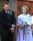Photo - Australian Star Wars fans get married in a Star Wars-themed wedding