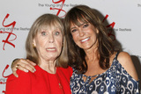 Photo - LOS ANGELES - AUG 19  Marla Adams Jess Walton at the Young and Restless Fan Event 2017 at the Marriott Burbank Convention Center on August 19 2017 in Burbank CA