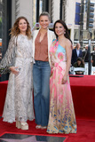 Drew Barrymore Photo - LOS ANGELES - MAY 1  Drew Barrymore Cameron Diaz Lucy Liu at the Lucy Liu Star Ceremony on the Hollywood Walk of Fame on May 1 2019 in Los Angeles CA