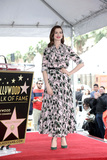 Photo - Anne Hathaway Star Ceremony