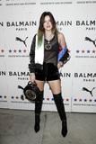 Photo - LOS ANGELES - NOV 21  Bella Thorne at the PUMA x Balmain- created with Cara Delevingne LA Launch Event at the Milk Studios on November 21 2019 in Los Angeles CA