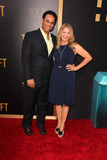 Adam Lazarre-White Photo - LOS ANGELES - JUL 30  Adam Lazarre-White Dendrie Taylor at the The Gift World Premiere at the Regal Cinemas on July 30 2015 in Los Angeles CA