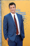 Photo - LOS ANGELES - AUG 2  Nathan Fillion at the The Suicide Squad Premiere at the Village Theater on August 2 2021 in Westwood CA