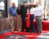 Photo - LOS ANGELES - APR 23  Seth MacFarlane Family Guests at the Seth MacFarlane Star Ceremony on the Hollywood Walk of Fame on April 23 2019 in Los Angeles CA