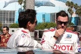 Photo - Toyota Celebrity Race Press Day