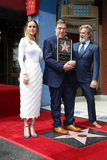 Brie Larson,Jeff Bridges Photo - John Goodman Walk of Fame Star Ceremony